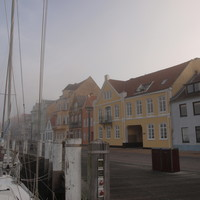 Nebel in Soenderburg