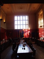 Sidney Sussex Breakfast Room